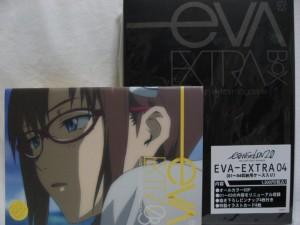 ▲EVA EXTRA 03 と 04