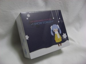 ▲VOCALOID SEASON COLLECTION SNOW SONGS
