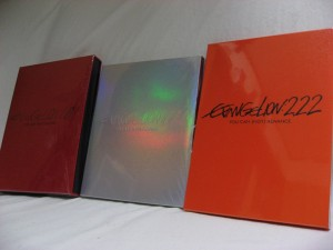 EVA BD&DVD